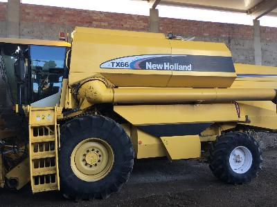 New Holland TX66