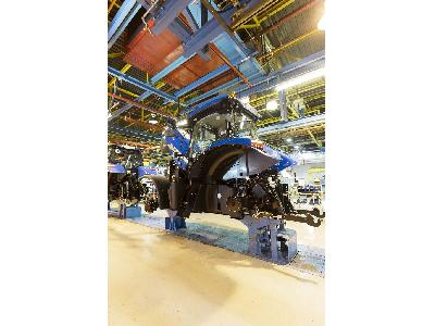 CNH Industrial anuncia una reanudación progresiva de las operaciones de fabricación