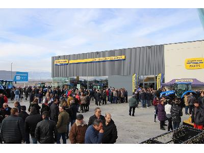 Inauguración nuevas instalaciones de Agromecánica Cariñena