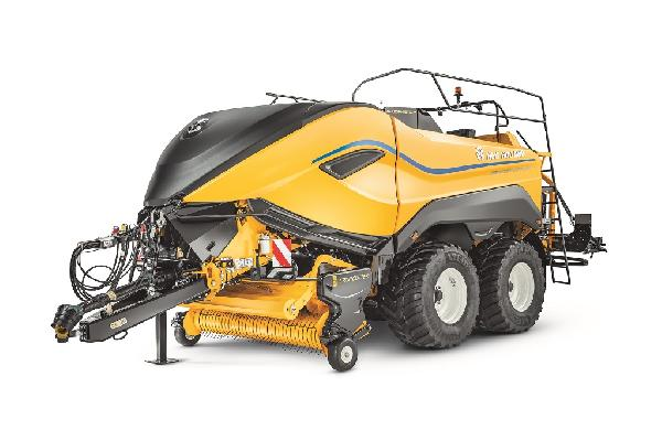 New Holland BigBaler 1290 High Density ofrece la máxima eficiencia y productividad